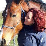 Ria Duinker coacht met haar paard bij Anderen Coach